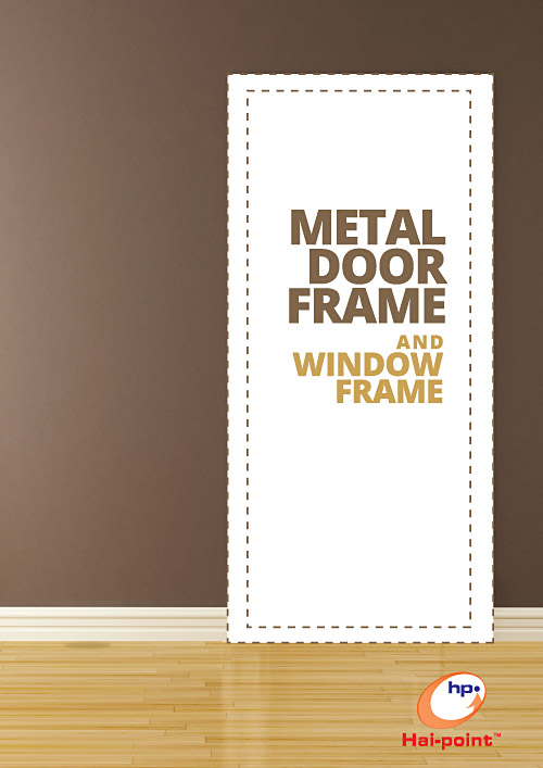 Haipoint window frame and door frame catalog design surfloft for Window design catalogue