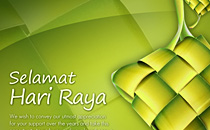 design advertisement raya